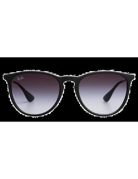 Chic Time | Lunettes de soleil Ray-Ban Erika RB4171 622/8G Noires  | Prix : 179,00€