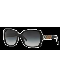 Chic Time | Lunettes de soleil femme Burberry BE4160 34338G Noir  | Prix : 96,00€