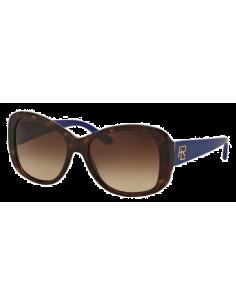 Chic Time | Lunettes de soleil Ralph Lauren RL8144 500313 Shiny Dark Havana  | Prix : 140,00€