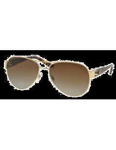Chic Time | Lunettes de soleil Ralph Lauren RL7047Q 9116T5 Shiny Pale Gold Polarisés  | Prix : 180,00€