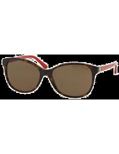 Chic Time | Lunettes de soleil Ralph Lauren RL8116 500373 Dark Havana  | Prix : 130,00€