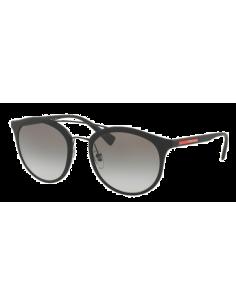 Chic Time | Lunettes de soleil Prada Linea Rossa PS04RS DG00A7 Black Rubber  | Prix : 108,00€