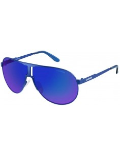 Chic Time | Lunettes de soleil Carrera New Panamerika IDK Z0 Bleu  | Prix : 89,40€