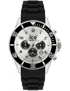 Chic Time | Montre Ice-Watch Ice Chrono CH.BK.U.S.10  | Prix : 119,90€
