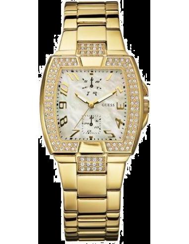 Chic Time | Montre Guess Prism W16557L1 Squarred  | Prix : 219,90€