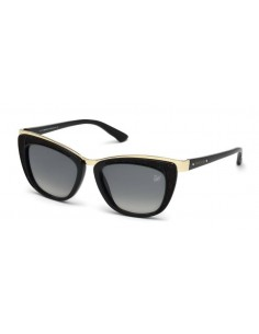 Chic Time | Lunettes de soleil femme Swarovski SK0061 01B Noir  | Prix : 235,00€