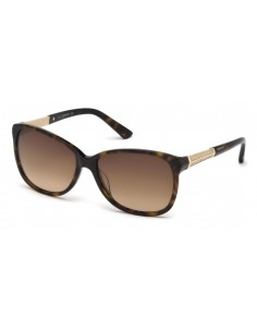 Chic Time | Lunettes de soleil femme Swarovski SK0083 52F Ecaille  | Prix : 190,00€