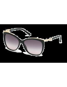 Chic Time | Lunettes de soleil femme Swarovski SK0104 01B Noir  | Prix : 189,00€