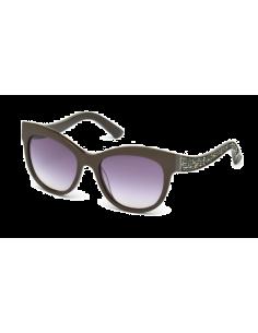 Chic Time | Lunettes de soleil femme Swarovski SK0110 48F marron  | Prix : 233,00€