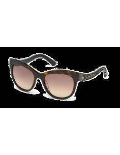 Chic Time | Lunettes de soleil femme Swarovski SK0110 52F Ecaille  | Prix : 233,00€