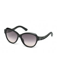 Chic Time | Lunettes de soleil femme Swarovski SK0111 01B Noir  | Prix : 233,00€