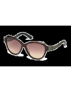 Chic Time | Lunettes de soleil femme Swarovski SK0111 52F Ecaille  | Prix : 233,00€