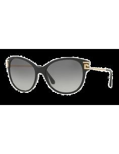 Chic Time   Lunettes de soleil Versace VE4316B GB1 11 Noires   Prix   108 3cc28cd97e11