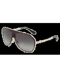 Chic Time | Lunettes de soleil Dolce & Gabbana DG2162 02/8G Gold  | Prix : 102,00€