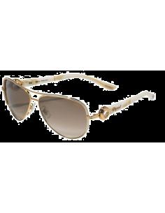 Chic Time | Lunettes de soleil femme Chopard SCHA60S 377X Blanc  | Prix : 324,00€