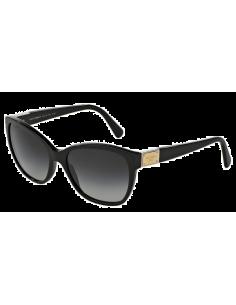 Chic Time | Lunettes de soleil Dolce & Gabbana DG4195 501/8G Black  | Prix : 111,00€