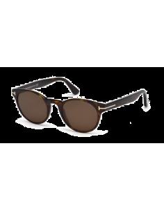 Chic Time | Lunettes de soleil Tom Ford FT0522 52E Palmer  | Prix : 153,00€