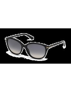 Chic Time | Lunettes de soleil Tom Ford FT0329 01B Karmen  | Prix : 138,60€