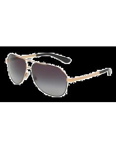 Chic Time | Lunettes de soleil Dolce & Gabbana DG2144 1296/8G Noir  | Prix : 105,00€