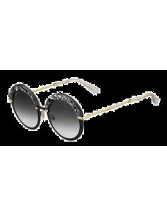 Chic Time | Lunettes de soleil femme Jimmy Choo Gotha/S THP 9O Noir  | Prix : 204,00€
