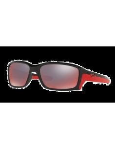 Chic Time | Lunettes de soleil homme Oakley Straightlink OO9331 933108 Noir Polarisés  | Prix : 249,00€