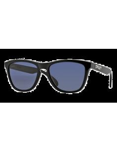 Chic Time | Lunettes de soleil homme Oakley OO9013 24-306 Frogskins Noir  | Prix : 159,00€