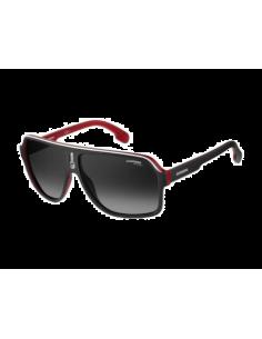 Chic Time | Lunettes de soleil Carrera 1001/S BLX 9O Noir/Rouge  | Prix : 77,40€