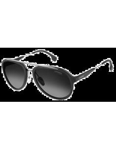 Chic Time | Lunettes de soleil homme Carrera 132/S TI7 9O Noir  | Prix : 95,40€