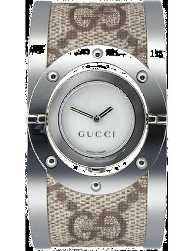 Chic Time   Montre Femme Gucci Twirl YA112418    Prix : 450,00€