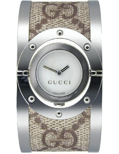 Chic Time | Montre Femme Gucci Twirl YA112418  | Prix : 450,00€