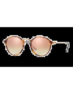 Chic Time | Lunettes de soleil Ray-Ban Round Fleck RB2447 1160/7O Cuivre flash  | Prix : 249,00€