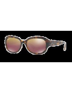 Chic Time | Lunettes de soleil femme Ray-Ban Chromance RB4282CH 710/6B Violet miroir polarisés  | Prix : 229,00€