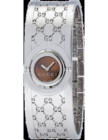 Chic Time   Montre Femme Gucci Twirl YA112501    Prix : 760,00€