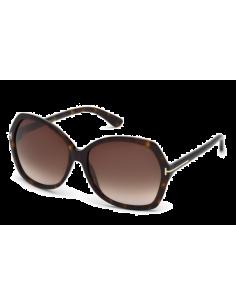 Chic Time | Lunettes de soleil femme Tom Ford FT0328 52F Ecaille  | Prix : 235,00€