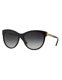 Lunettes de soleil femme Versace VE4292 GB1/8G Noires