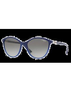Chic Time   Lunettes de soleil femme Vogue VO5165S 255911 Bleu   Prix   115, 7150c32dae07
