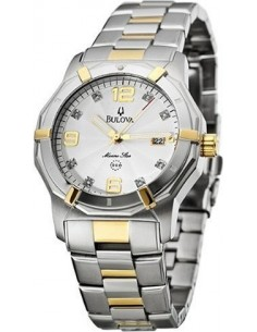Chic Time | Bulova 98D18 men's watch  | Buy at best price