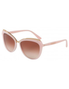 Chic Time   Lunettes de soleil Dolce   Gabbana DG4304 3098 13 Rose   Prix f78dfcc9d066