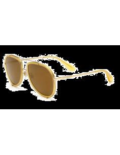 Chic Time   Lunettes de soleil Dolce   Gabbana DG2161 02 F9 Jaune   Prix 9a4acdeba0f3