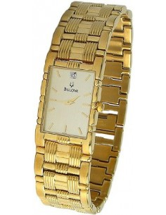 Chic Time   Bulova 97F45 men's watch    Buy at best price