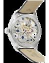 Chic Time   Montre Homme Tissot T-Complication Squelette T0704051641100 Bracelet Cuir Noir    Prix : 1,408.33