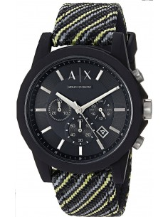 Chic Time | Montre Homme Armani Exchange Dress AX1334  | Prix : 209,30 €