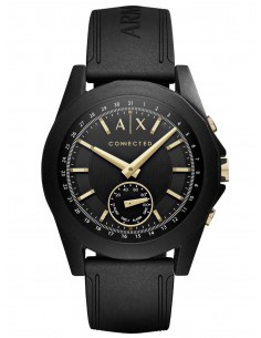 Chic Time | Montre Connectée Armani Exchange Smartwatch Hybrid Drexler AXT1004  | Prix : 178,75 €