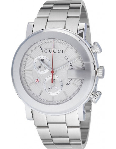 Chic Time | Montre Gucci G-Round YA101339  | Prix : 1,490.00