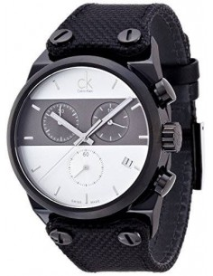 Chic Time | Montre Homme Calvin Klein Eager K4B384B6  | Prix : 203,15 €
