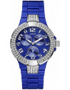 Chic Time | Montre Guess Prism U11622L5 Bleue  | Prix : 249,90€
