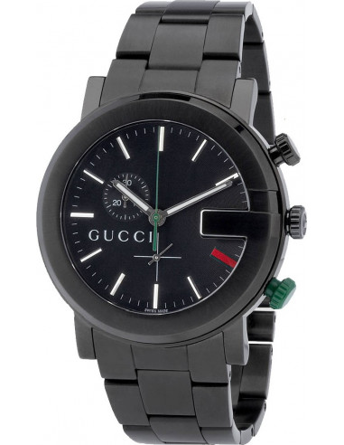 Chic Time | Montre Gucci Homme 101 G YA101331  | Prix : 1,291.50