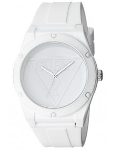 Chic Time | Montre Femme Guess Sporty W0979L1 Blanc  | Prix : 199,00€