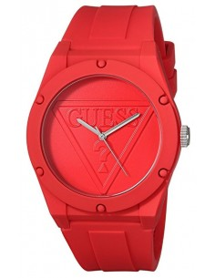Chic Time | Montre Femme Guess Sporty W0979L3 Rouge  | Prix : 199,00 €