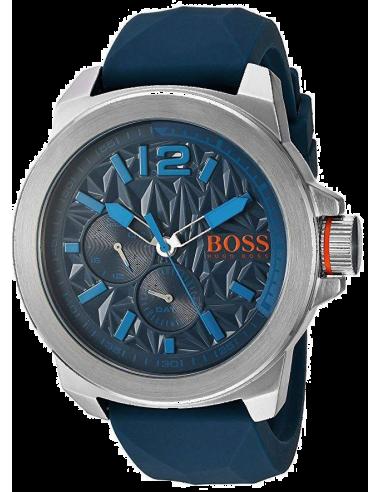 Chic Time | Montre Homme Hugo Boss Boss Orange 1513376 Bleu  | Prix : 152,15€
